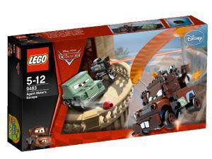 Lego Cars 2 Lego Cars2 9483: Agent Mater's Escape
