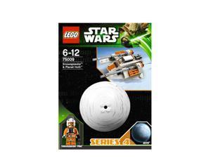 Lego Star Wars Snowspeeder & Hoth 75009