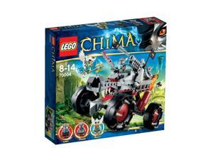 LEGO Legends of Chima Wakz's Pack Tracker