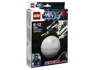 LEGO Star Wars TIE Interceptor & Death Star