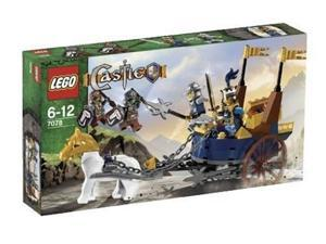 Lego Castle 7078 King's Battle Chariot