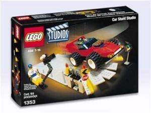 LEGO 1353 Car Stunt Studio STUDIOS (japan import)