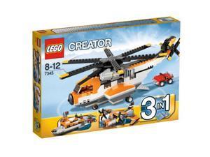 LEGO Creator Transport Chopper 7345