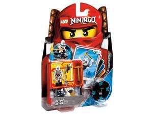 Lego ninja go bone zai 2115 (japan import)