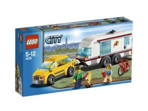Lego City 4435: Car And Caravan