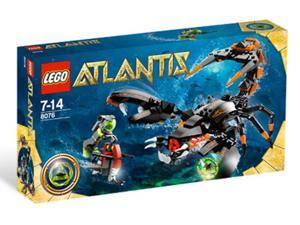 Lego Atlantis 8076: Deep Sea Striker