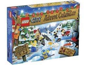 LEGO City Advent Calendar 7724 (japan import)