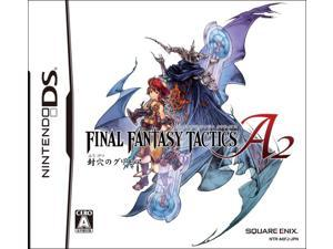 Final Fantasy Tactics A2: Fuuketsu no Grimoire [Japan Import]