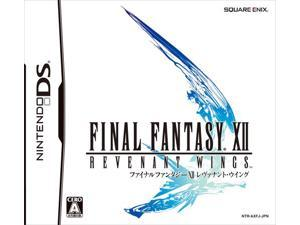 Final Fantasy XII: Revenant Wings Nintendo DS, 2007
