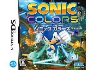 Sonic Colors [Japan Import]