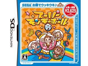 Super Monkey Ball DS (Bargain Edition) [Japan Import]