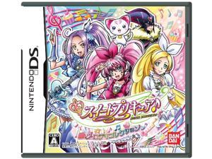 Sweet Precure Melody collection for Nintendo DS - Limited Edition - (Japanese Import)