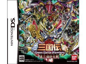 SD Gundam Sangokuden Brave Battle Warriors: Shin Mirisha Taisen [Japan Import]