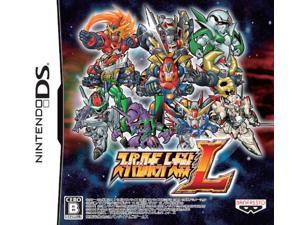 Nintendo DS Super Robot Wars L - Japanese Import