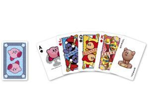 Kirby - Playing Cards - Blue Version