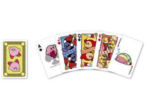 Kirby - Playing Cards (Green)