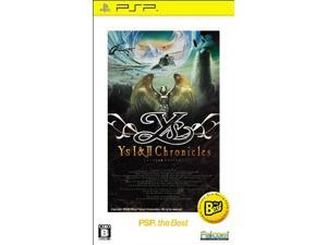 Ys I & II Chronicles (PSP the Best) [Japan Import]