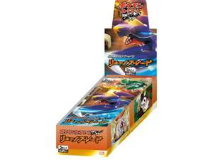 Japanese Pokemon Card Game Bw5 Dragon Blade 1st Edition Booster Box