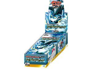 Japanese Pokemon Card Game Thunder Knuckle 1st Edition Booster Box