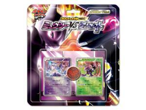 Pokemon card game BW 30-card deck set against Mewtwo VS Genosekuto (japan import)