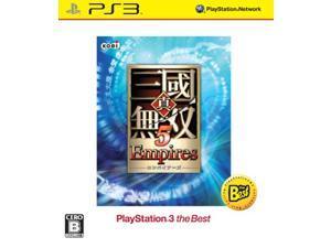 Shin Sangoku Musou 5 Empires (PlayStation3 the Best) [Japan Import]