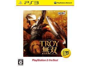 Troy Musou [PS3 the Best Version] [Japan Import]