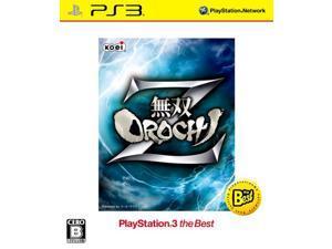 Musou Orochi Z (PlayStation3 the Best) [Japan Import]