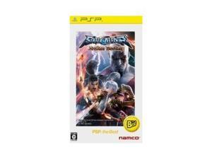 Soul Calibur: Broken Destiny (PSP the Best) [Japan Import]