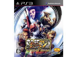 Super Street Fighter IV [Japan Import]