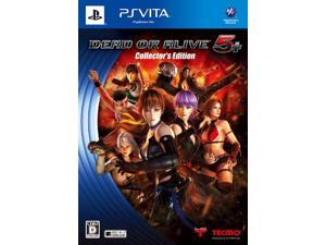 "Dead or Alive 5 Plus Collector's Edition (Included with """" Tina ""Cheerleader Costume Ayane Download Serial"", ""Haze"" Inclusion Benefits Edition)(japan Import)"