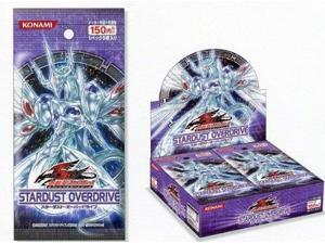 Yugioh 5D's Japanese Stardust Overdrive Booster Pack (5 Cards)