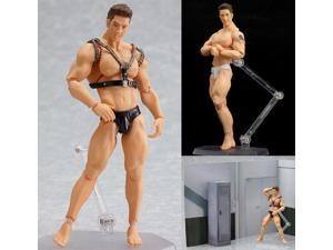 Billy Herrington Birthday ver. figma Action Figure (Max Factory)
