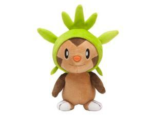 "Pokemon Center Chespin/Harimaron 6"" Plush Doll"