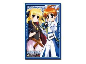 Bushiroad Sleeve Collection HG Vol.114 Magical Girl Lyrical Nanoha The Movie 1st Nanoha & Fate