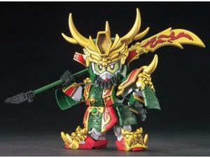 Gundam BB-302 Kan-U Gundam - BB Warrior Romance of the Three Kingdoms Model Kit (Japanese Import)
