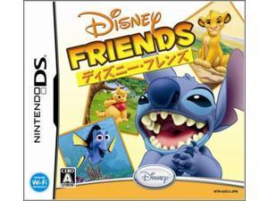 Disney Friends [Japan Import]
