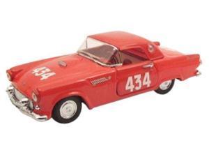 Mille Miglia # 434 RIO 1/43 Ford Thunderbird 1957 (japan import)