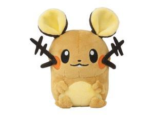 Pokemon Center Original Dedenne Plush Doll