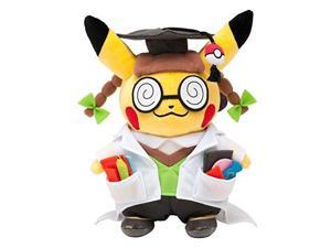 Pokemon Center Original Stuffed Dr. Pikachu Oa