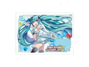 """Bushiroad Sleeve Collection Vol.32 extra """"Racing Miku 2012"""" Comiket 83 (japan import)"""