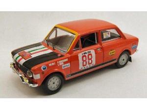1/43 Fiat 128 rally Gr.2 72 Elba Island Larry # 88 Santacroce / Ver (japan import)