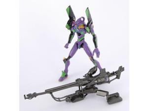 Evangelion High Complete Model Progressive Test Type EVA-01 Action Figure & Accessories
