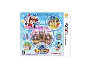 Disney Magic Castle My Happy Life 3DS LL Limited Edition(Japanese Region Games Only)