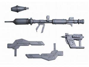 MSG Modeling Support Goods Series Weapons Unit 12 Panzerfaust Tonfa