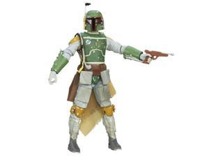"Star Wars [Hasbro Action Figure] 6 inches ""black"" # 06 Boba Fett (japan import)"