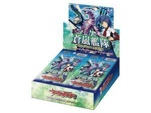 CARDFIGHT!! Vanguard Japanese Booster Box Vol.8 BT08 Blue Storm Armada