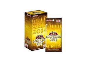 Yu Gi Oh Gold Series 2014 Jpanese