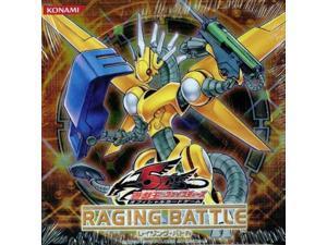 Yugioh 5D's Japanese Raging Battle Booster Pack
