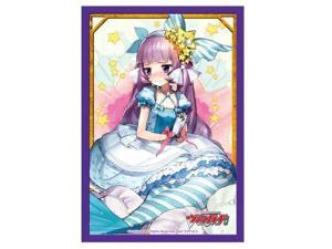 """Bushiroad Sleeve Collection Mini Vol.121 Card Fight! Vanguard """"PRISM-Duo Aria"""" white"""