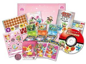 Pokemon Card XY Rookie's Set DX For Girls [JAPAN import]